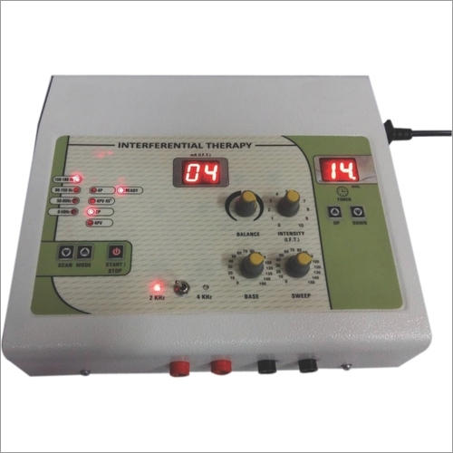HME Interferential Therapy ( manual )