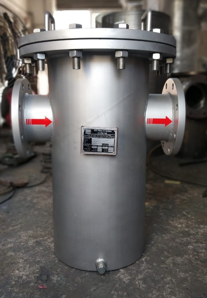 Simplex Steel Filter Housing