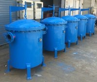 Industrial Filter Housing