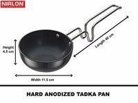 Nirlon Non Stick Vagaria Tadka Pan