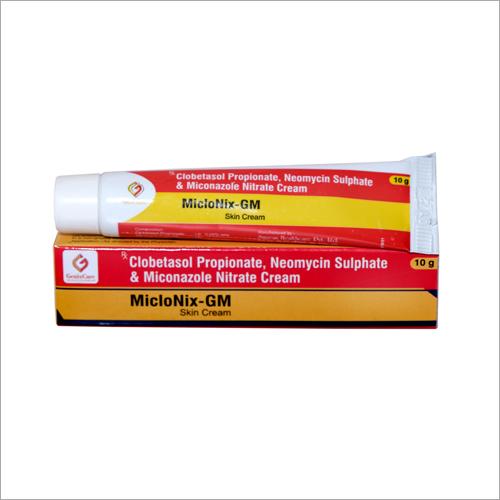 Clobetasol Propionate Neomycin Sulphate And Miconazole Nitrate Cream