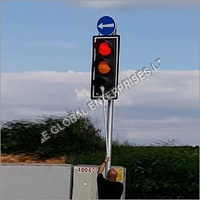 Traffic Signal Cleaner