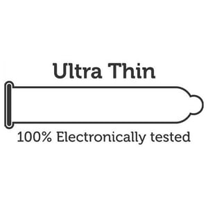 Ultrathin Condoms for Radiology Use