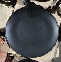 Black met quarter plate