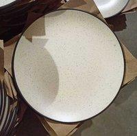 Ceramic  full dinner plate