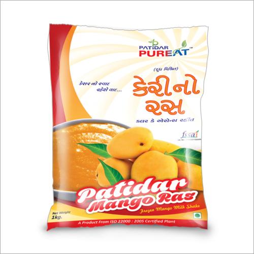 Frozen Mango Milk Shake