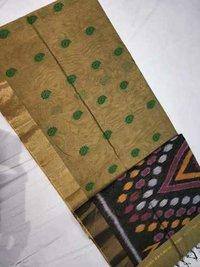 Indian Silk Cotton Saree