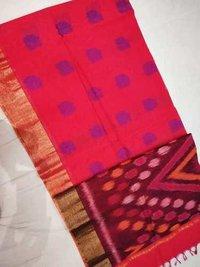 Ladies Silk Cotton Saree