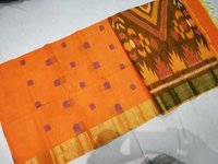 Traditional Silk Cotton Saree