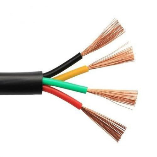 Four Core PVC Insulated Cables