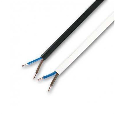 Two Core Flat Wire