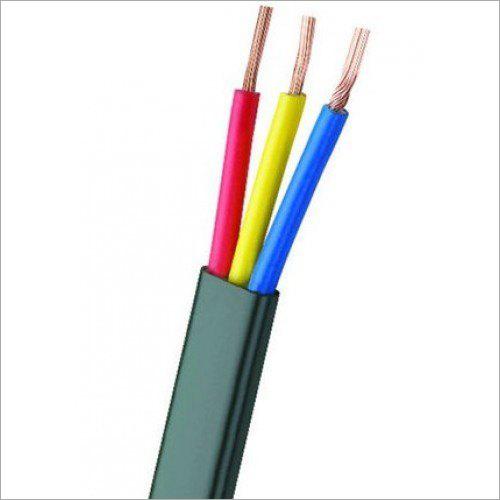 3 Core PVC Flat Cable