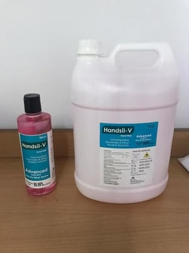 Laboratory sanitizer