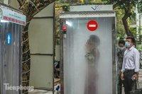 Electric Sanitize Machine