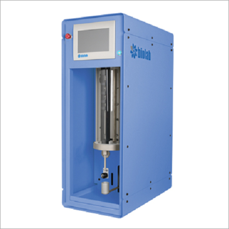 Automatic Kinematic Viscometer For Low Temperatures