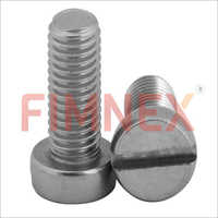 Din 84 ISO 1207 Cheese Head Screw