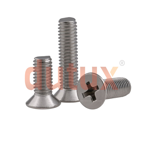DIN 965 ISO 7046 CSK Phillips Machine Screws