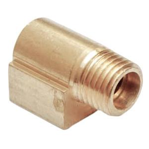 Brass 90 Degree Tunnel Elbow