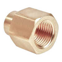 Brass Reducer Coupling