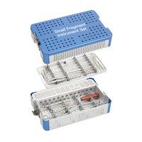 WSKMED Small Fragment Instrument Set Orthopedic Trauma Surgical Instrument Hospital Medical
