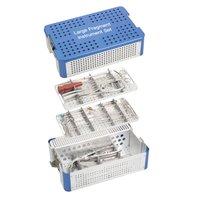 WSKMED Large Fragment Instrument Set Orthopedic Trauma Surgical Instrument Hospital Medical