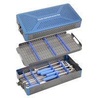 WSKMED Elastic Nail Instrument Set Orthopedic Trauma Surgical Instrument Hospital Medical