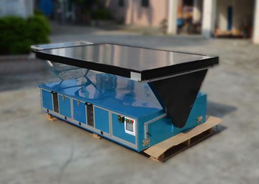 100% free solar dry machine for food