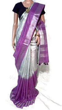 Ladies Tie And Dye Saree