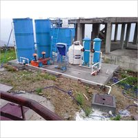 Biological and Human Waste Water Treatment Plant