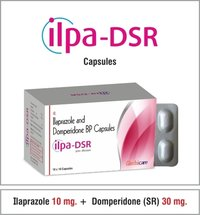 Ilaprazole 10mg +  Domperidone(SR)  30mg