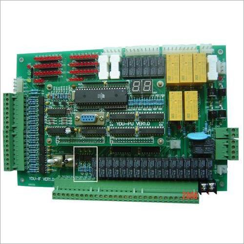 Lift Controller Card Board