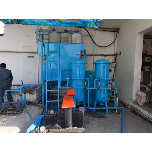 Daying Water Effluent Treatment Plant