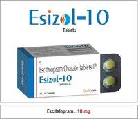 Escitalopram  10mg /20 mg