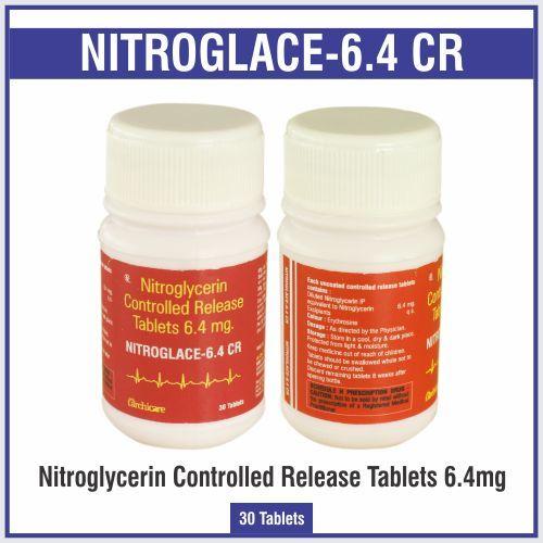 Nitroglycerin 2.4/6.4