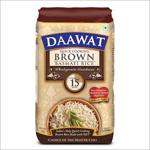Brown Basmati Rice