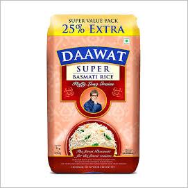 Daawat Super Basmati Rice
