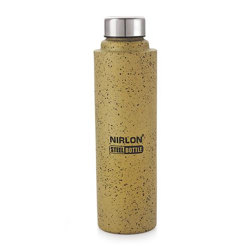 1000ml Screw Cap Stainless Steel Water Bottle