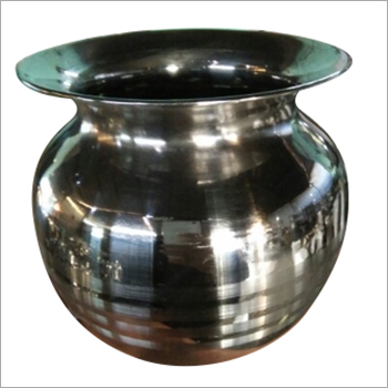 Stainless Steel Water Storage Lota