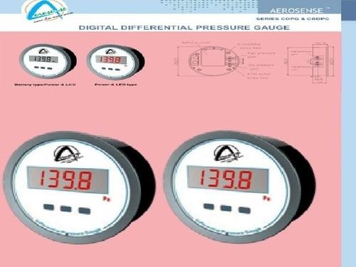 Aerosense Digital Differential Pressure Gauge Series CBDPG