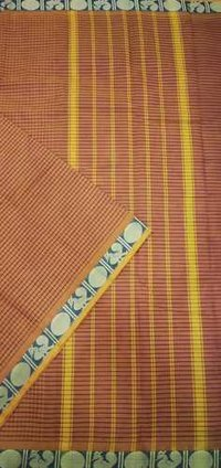 Pure Chettinadu Cotton Saree