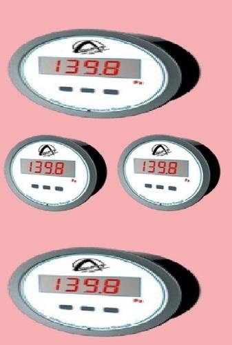 CDPG-2L-LED Aerosense Digital Differential Pressure Gauge Range 0-500 PA