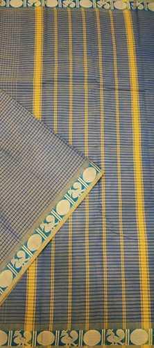 Simple Silk Cotton Saree