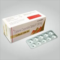 200 MG Cefixime Dispersible Tablets IP