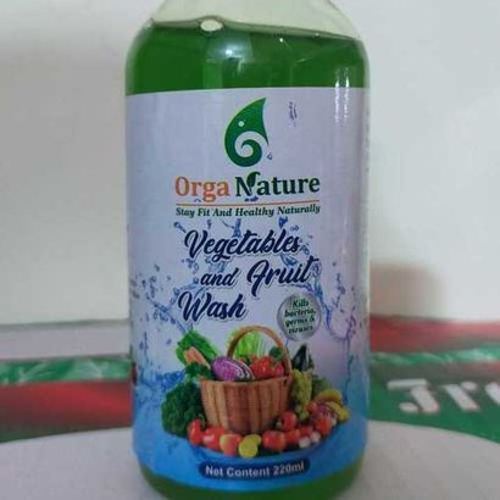 200Ml Fruit And Veggie Wash