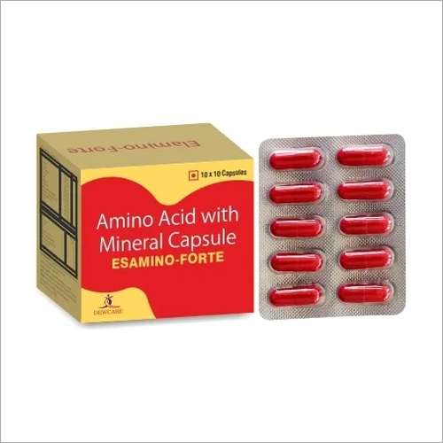 Amino Acid with Mineral Capsule