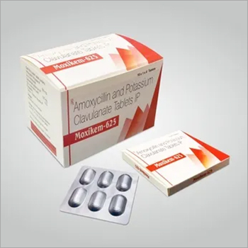 Amoxycillin and Potassuim Clavulanate Tablets IP