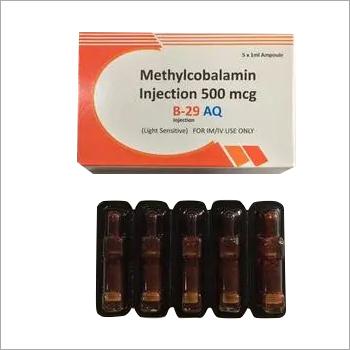 B-29 Aq Methylcobalamin Injections