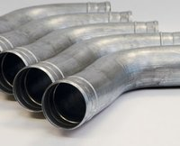 Pipe Exhaust 3DX