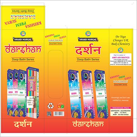 Darshan Dhoop Stick
