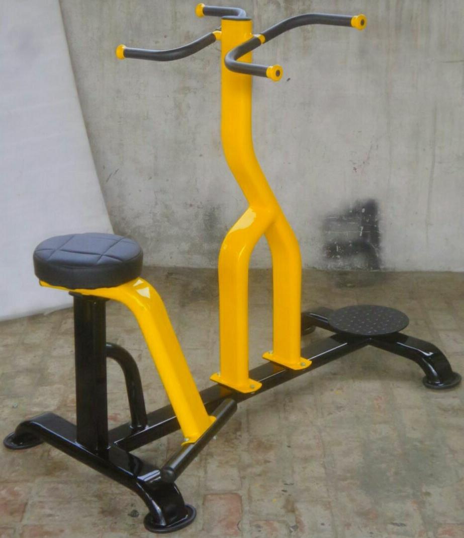 Double Twister Machine